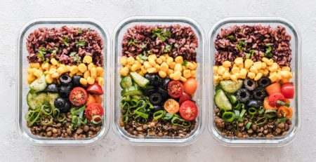 Rice Meal Prep